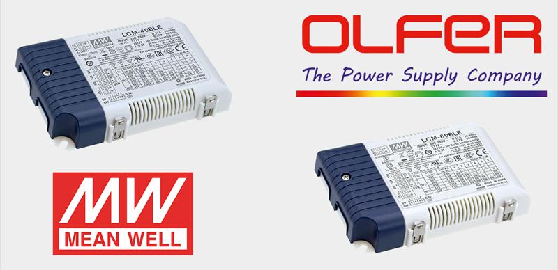 El módulo de Olfer dispone de Bluetooth de baja potencia y la tecnología de Casambi para mejorar el control de la iluminación inteligente.