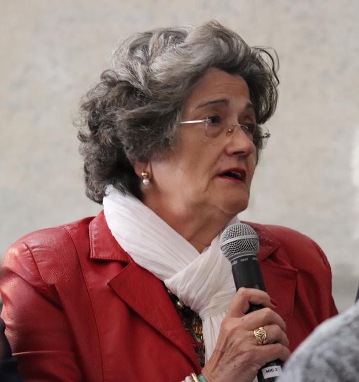 Rosario Heras, de CIEMAT.