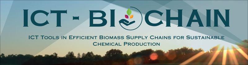 Logo del proyecto ICT-Biochain