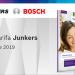 El próximo 1 de noviembre entra en vigor la nueva tarifa 'Junkers Septiembre 2019' de calefacción, climatización y ACS