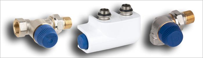 Nueva Kombi-TRV, la válvula termostática de equilibrado dinámico para radiadores de Resideo