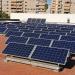Las placas solares existentes en edificios del Ayuntamiento de Valencia se adaptan a la Ley del Autoconsumo