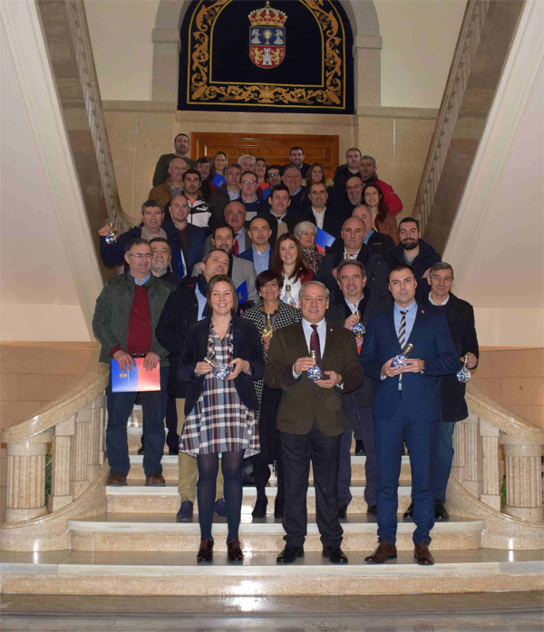 38 municipios de Lugo se adhieren al plan de ahorro energético Ilumin@