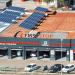 Una instalación fotovoltaica proporciona el 90% de la energía consumida por el primer taller verde de Sevilla