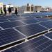 Inicia su puesta en marcha la planta fotovoltaica del edificio administrativo de la Junta de Extremadura en Mérida