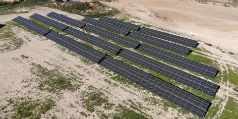 La empresa Agropecuaria Casas Nuevas ya cuenta con siete plantas de autoconsumo fotovoltaico sobre suelo