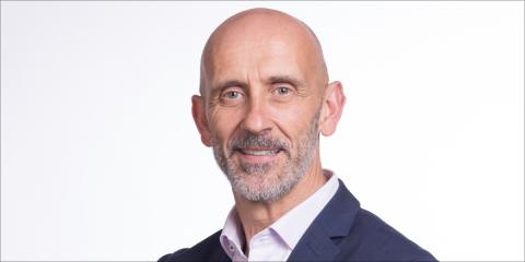 Óscar Álvarez, Country Manager en TESY para España, Portugal y Sudamérica