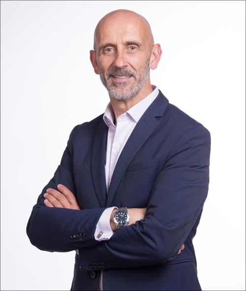 Óscar Álvarez, Head of Market para TESY Iberia y Sudamérica