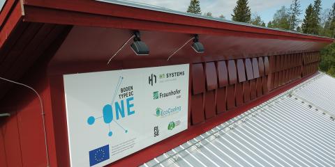 Boden Type DC One, prototipo de centro de datos en Suecia que funciona con energías renovables y usa refrigeración eficiente