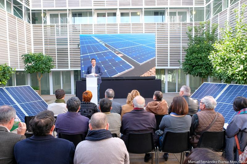 Eléctrica de Cádiz lanza la línea de negocio de autoconsumo fotovoltaico