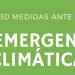 Aprobado el acuerdo de Declaración ante la Emergencia Climática y Ambiental en España