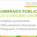 Abierta la convocatoria de ayudas de alumbrado de alta eficiencia en municipios de la Comunidad Valenciana