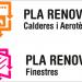 Arranca la campaña 2020 de los planes Renove de calderas, aerotermia y ventanas de la Comunidad Valenciana