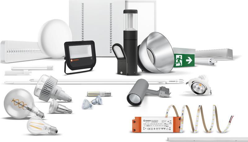 Productos de LEDVANCE.