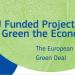 La UE presenta el Plan de Inversiones del Pacto Verde Europeo y el Mecanismo de Transición Justa