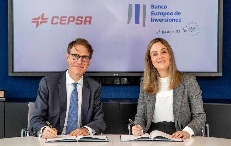 Cepsa y el BEI firman un acuerdo