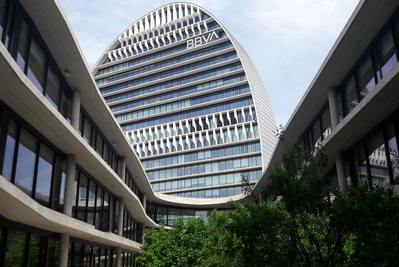 Ciudad BBVA, un ejemplo de arquitectura sostenible