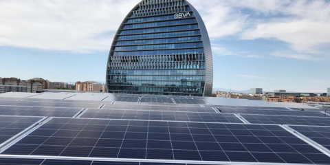 Ciudad BBVA logra un ahorro de hasta el 15% en el consumo energético aplicando inteligencia artificial a sus instalaciones