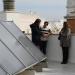 El consumo energético de todos los edificios de la Diputación de Cádiz procede de fuentes de energía renovable