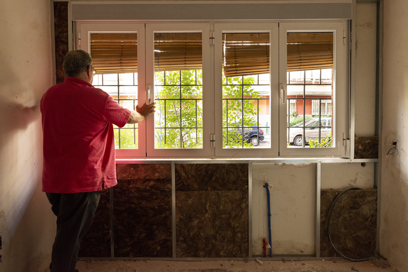 Más de 1.000 familias vulnerables se benefician del programa de rehabilitación energética de viviendas de la Fundación Naturgy