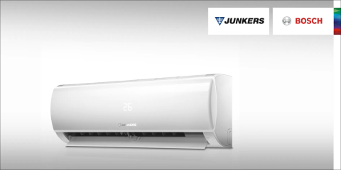 Aire acondicionado Junkers Bosch para tu hogar
