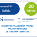 Jornada para presentar en Galicia el proyecto F-PI para la financiación de eficiencia energética con fondos privados