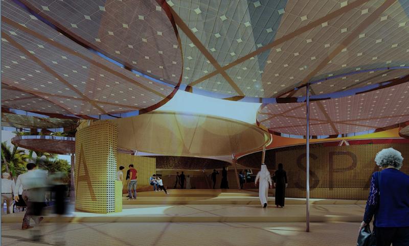 TSO lleva el autoconsumo solar con sus paneles ultraligeros al Pabellón de España en Expo Dubái 2020