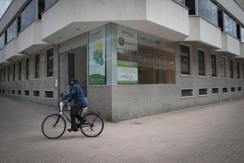 La Diputación presenta a los premios EnerAgen las acciones del Ayuntamiento de Cádiz para la transición energética local