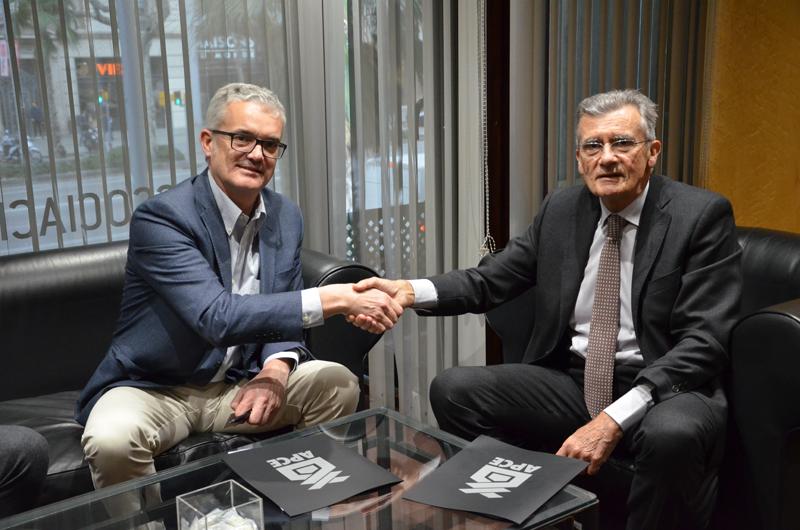 EUROFRED y Asociación de Promotores y Constructores de Edificios de Cataluña unen sinergias para impulsar acciones y soluciones innovadoras
