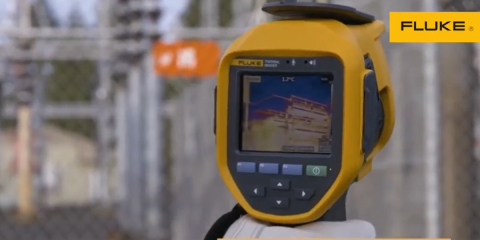 Cámaras termográficas de alta resolución Fluke