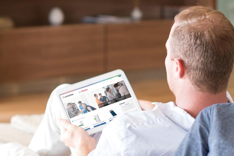 #YoMeQuedoEnCasa: Junkers anima a ser responsables y fomenta la formación Online