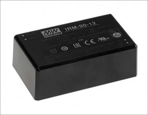 Fuente de alimentación IRM-90 de Mean Well comercializada por Electrónica Olfer.