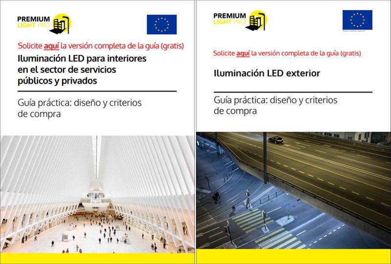 Premium Lighting Pro, proyecto europeo para guiar a los sectores público y privado en la implementación de iluminación LED de alta eficiencia energética.