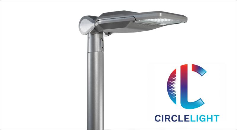 Schréder lanza la etiqueta Circle Light para garantizar la sostenibilidad en el alumbrado público.