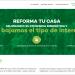 Plataforma online de gestión de préstamos para rehabilitación energética de viviendas y edificios comunitarios