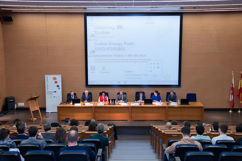Lograr una mayor eficiencia energética en las viviendas sociales, objetivo principal del proyecto europeo SUDOE Energy Push