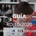 El Real Decreto-Ley 10/2020 considera esenciales las actividades de mantenimiento y reparación de averías urgentes