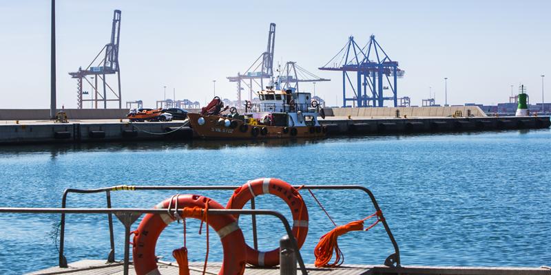 Los puertos de Valencia y de Gandía tendrán plantas fotovoltaicas para autoconsumo.