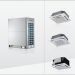 Air Flux de Bosch Termotecnia, sistema VRF con gestión energética integrada y diseño compacto e industrial