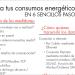 """Folleto de Carlo Gavazzi: """"Monitoriza tus consumos energéticos en seis sencillos pasos"""""""