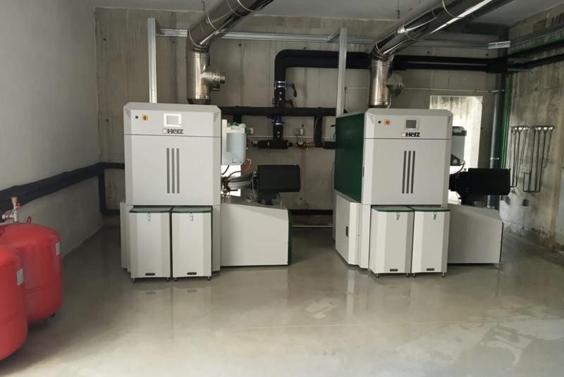 Más de 50 calderas de biomasa se implantarán en 29 municipios dentro del programa de economía baja en carbono de Diputación