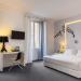 Energía gratis para hoteles de la cadena Room Mate que prestan sus servicios en la lucha contra la propagación del coronavirus