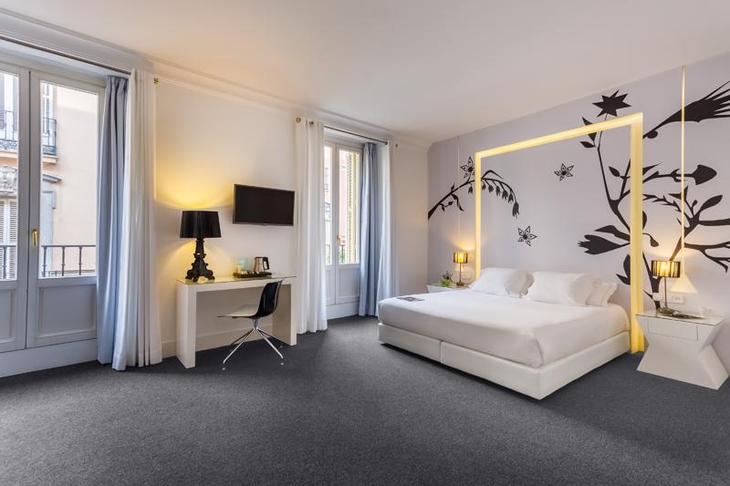 EDP suministra energía gratis a hoteles de la cadena Room Mate que ofrecen servicios esenciales en la lucha contra la propagación del coronavirus.