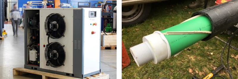 Proyecto GEOTeCH, tecnologías innovadoras para liberar el uso de la energía geotérmica en la edificación.