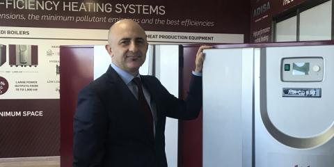 Moisés Sánchez, CEO de Hiplus Aire Acondicionado