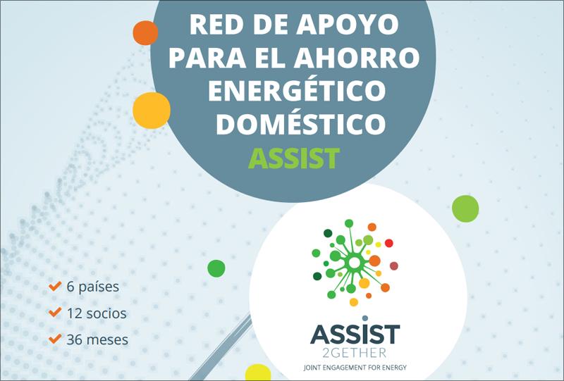 Proyecto ASSIST, Red de Asesores Energéticos contra la pobreza energética.