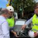 La Avenida Primero de Mayo de Murcia lucirá nuevo alumbrado con luminarias de bajo consumo