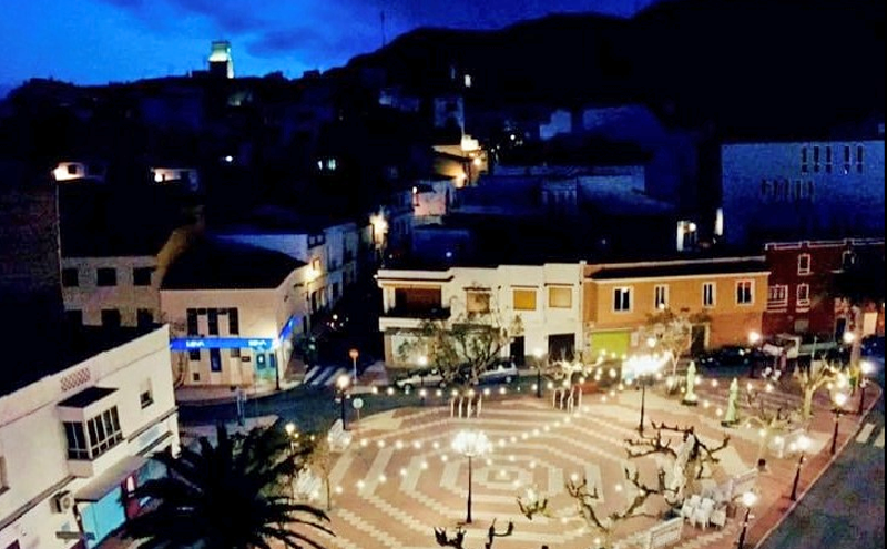 El ayuntOropesa del Mar inicia un proyecto para renovar todo el alumbrado público del municipio por luminaria de tecnología led