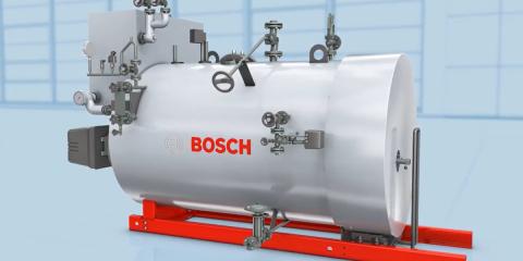 Caldera de vapor Universal CSB de Bosch