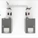 Caldera de condensación a gas Bosch Condens 7000 F (75 - 300 kW)